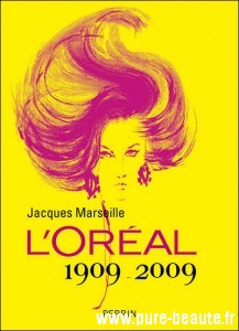 JACQUES MARSEILLE L'OREAL