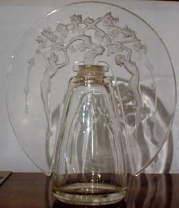 lalique leurs aimees 259x300 Flacons précieux : Lalique
