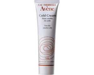cold cream avene 300x240 Du cérat de Galien au Cold Cream