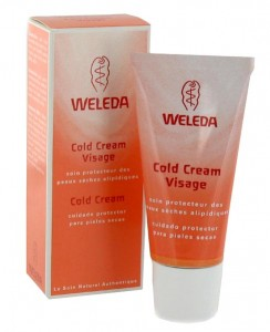 cold cream weleda 244x300 Du cérat de Galien au Cold Cream