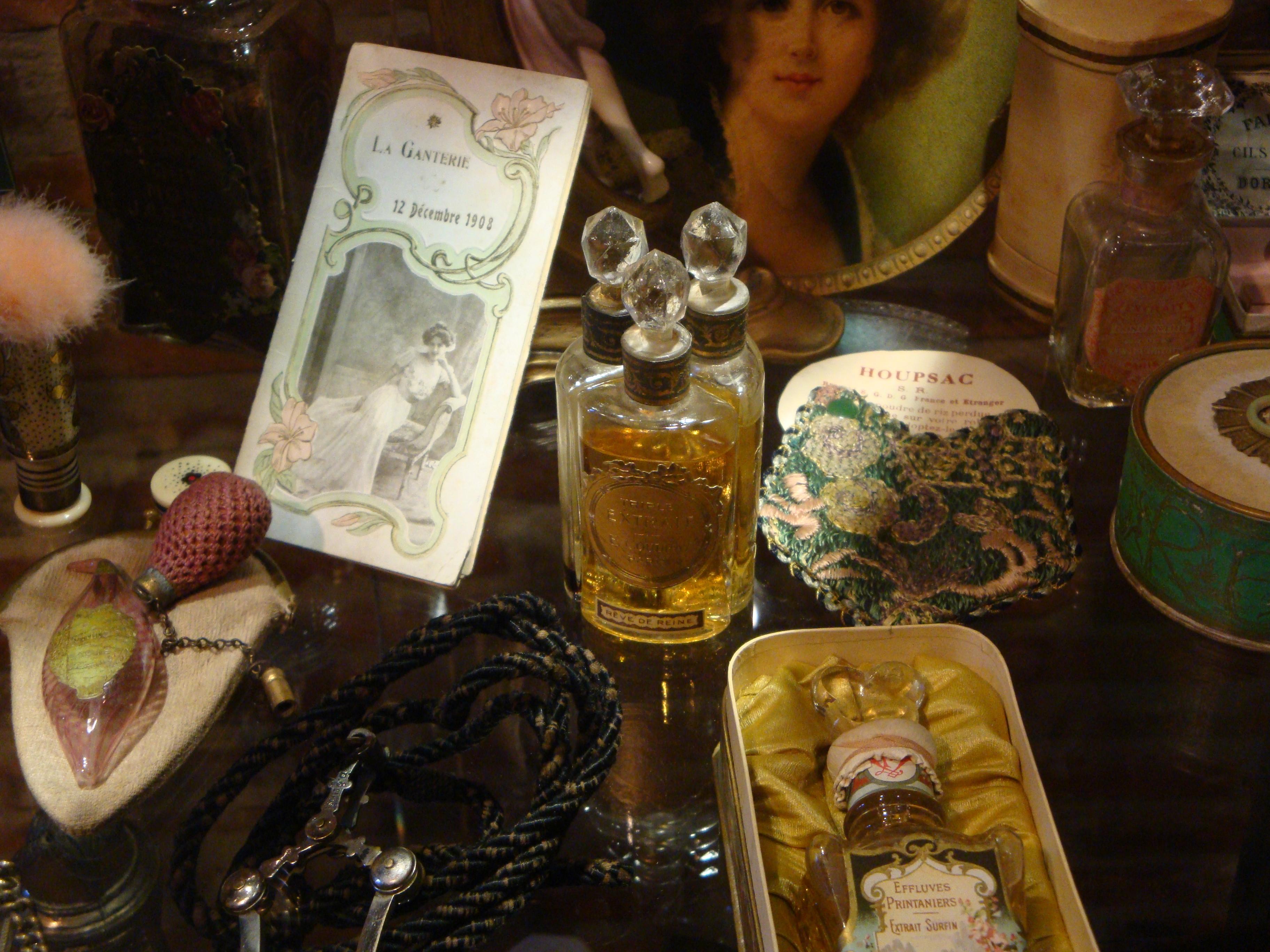 L'âme des parfums… ou pas