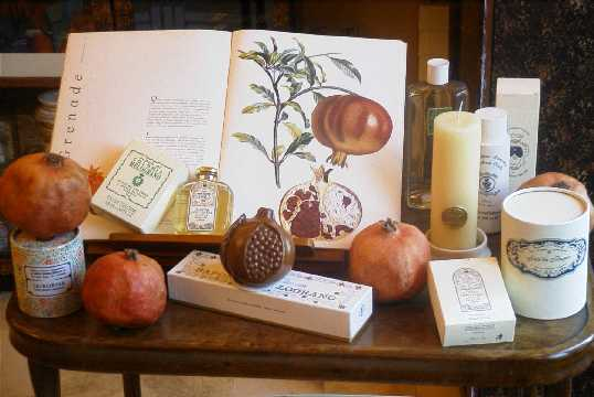 Santa Maria Novella : quand les cosmétiques ont une histoire