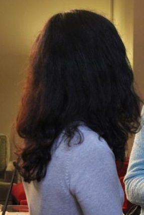 Marre de mes cheveux long
