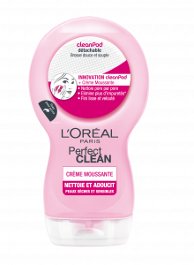 LOreal perfect clean crme moussante 220x300 3 gels nettoyant au banc dessai