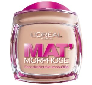 Mat'Morphose de L'Oréal, un vrai coup de coeur