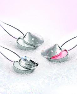 Swarovski Make up Jewels Range 245x300 Aura de Swarovski : parfum de joaillier