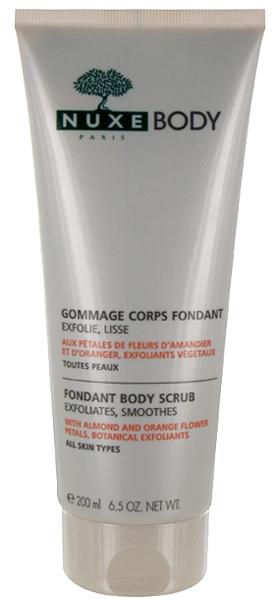 nuxe Gommage Corps Fondant NUXE Body : plaisir et efficacité