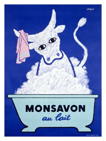 Monsavon, les tribulations d'une petite vache
