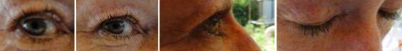oeil après revitalash Revitalash, des cils de star (test avant/après)