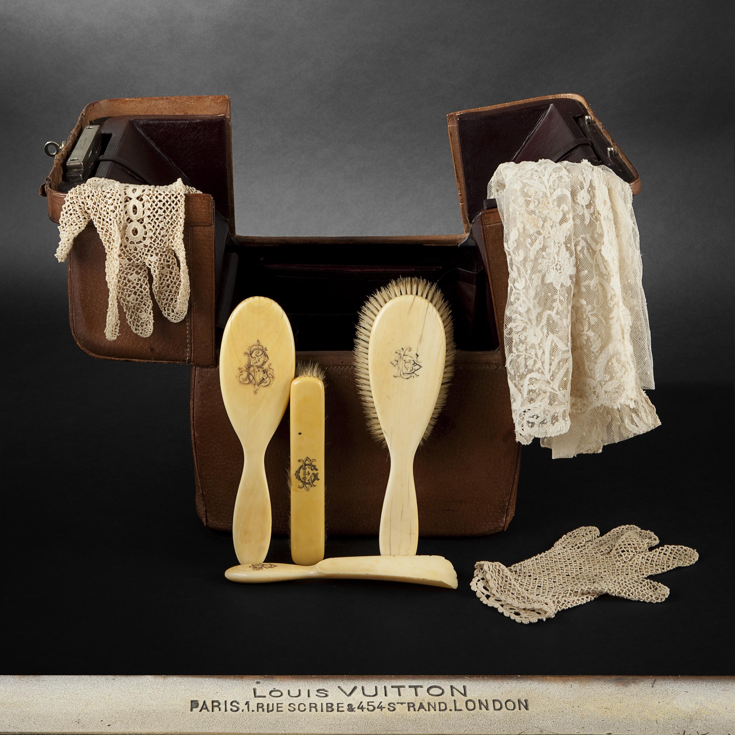 Louis Vuitton : un précieux nécessaire de toilette