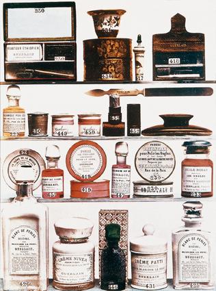 guerlain grille des tarifs en 1880 [Concours culte] #12 : Guerlain