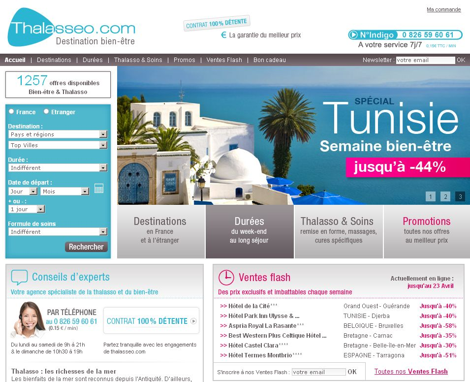 thalasseo site web Un bon plan thalasso pour les beau jours?