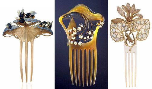 peigne Lalique Peigne… je t'aime
