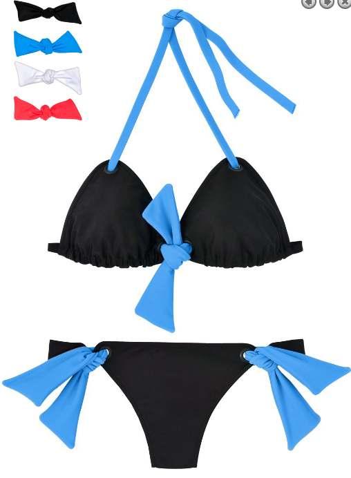Itsykini Toutes en bikini avec Itsykini +[Bon Plan]