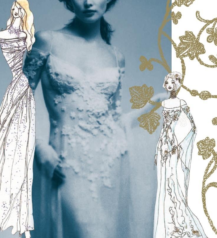 robe lolita lempicka eau en blanc