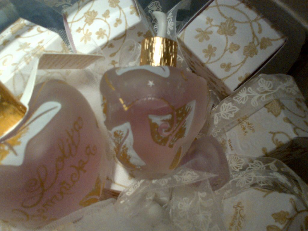 Lolita Lempicka  l'eau en blanc