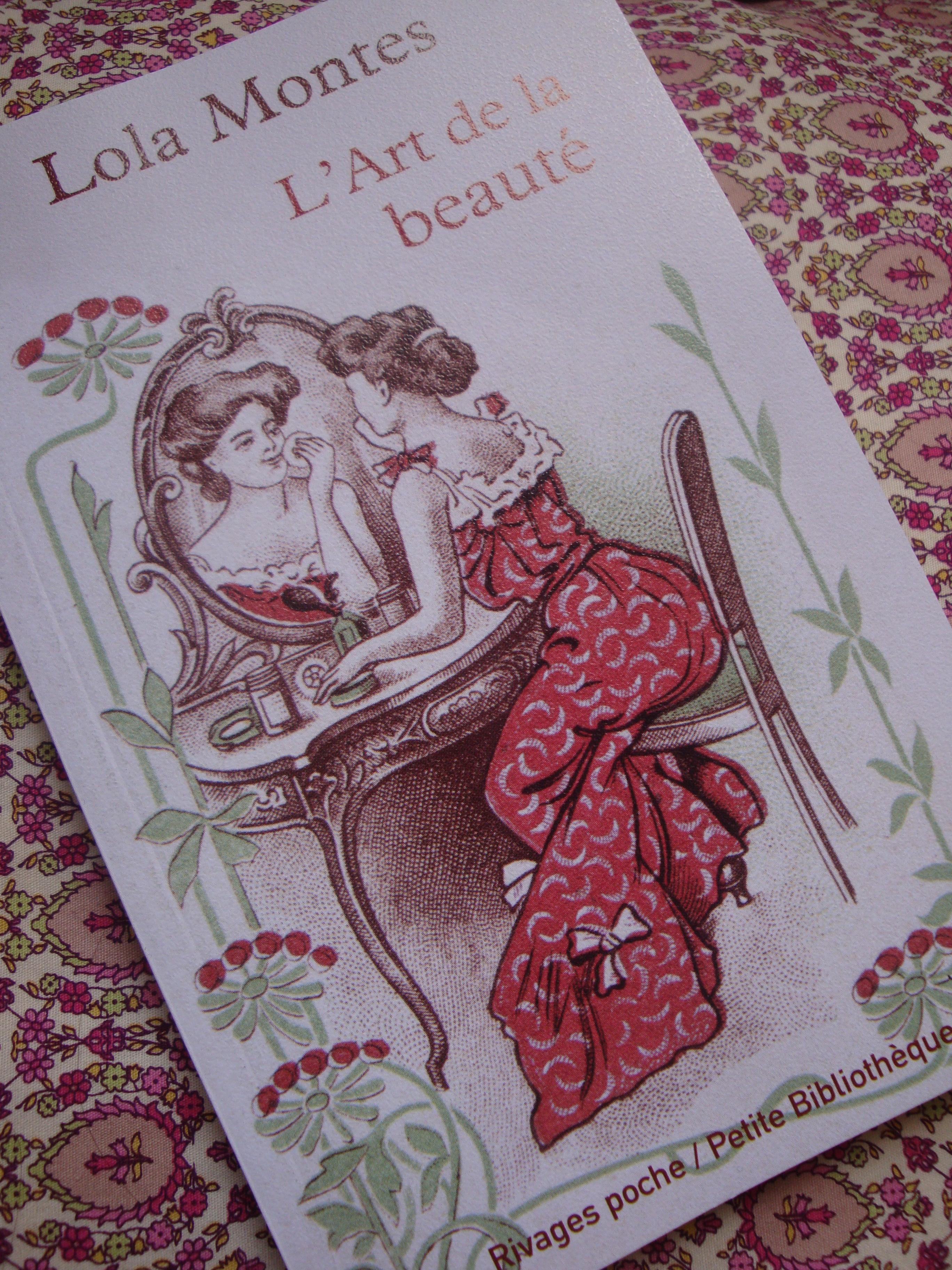 Lola Montes : une beauty addict au XIXe siècle