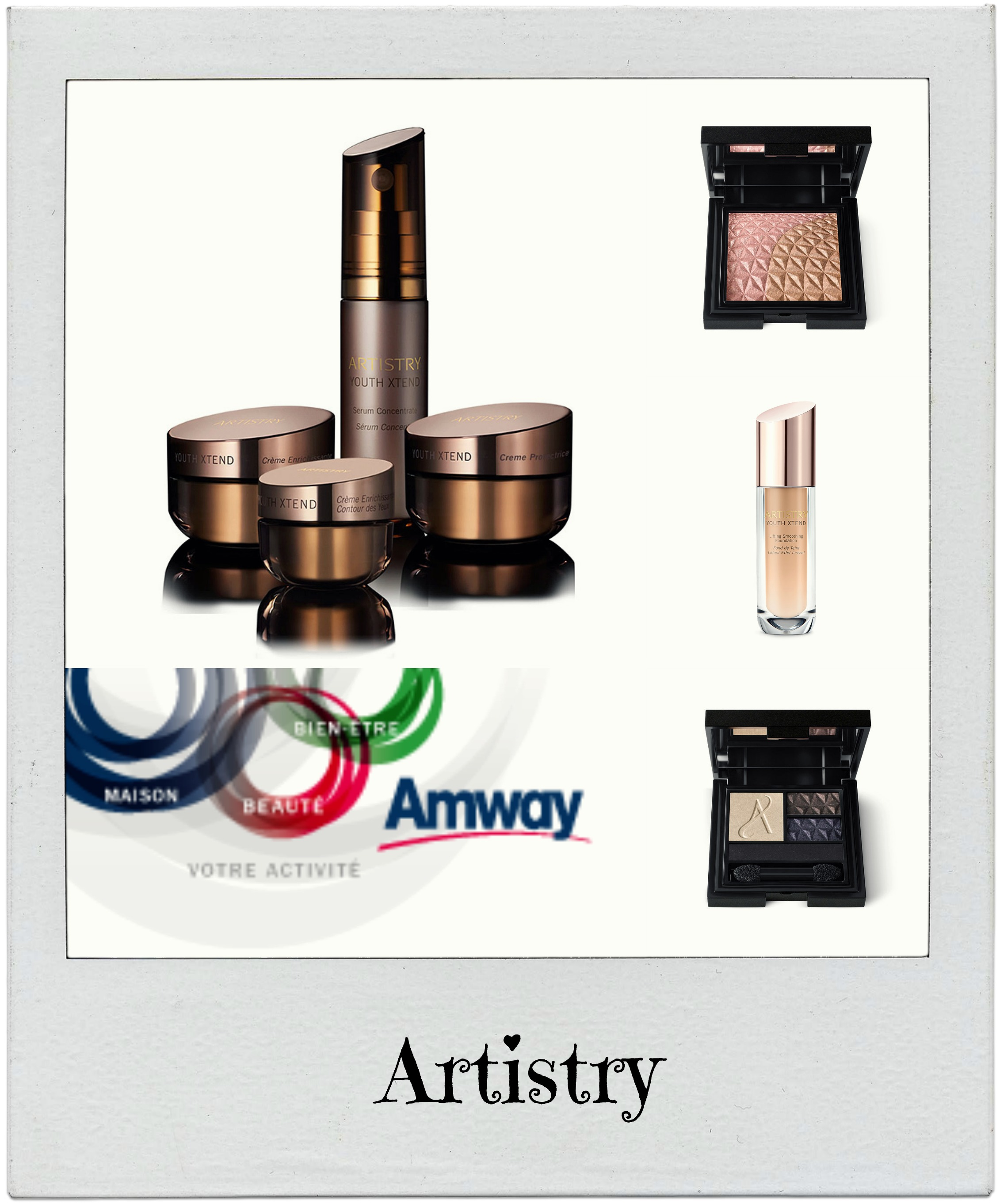 Artistry, une marque qui mérite d'être connue