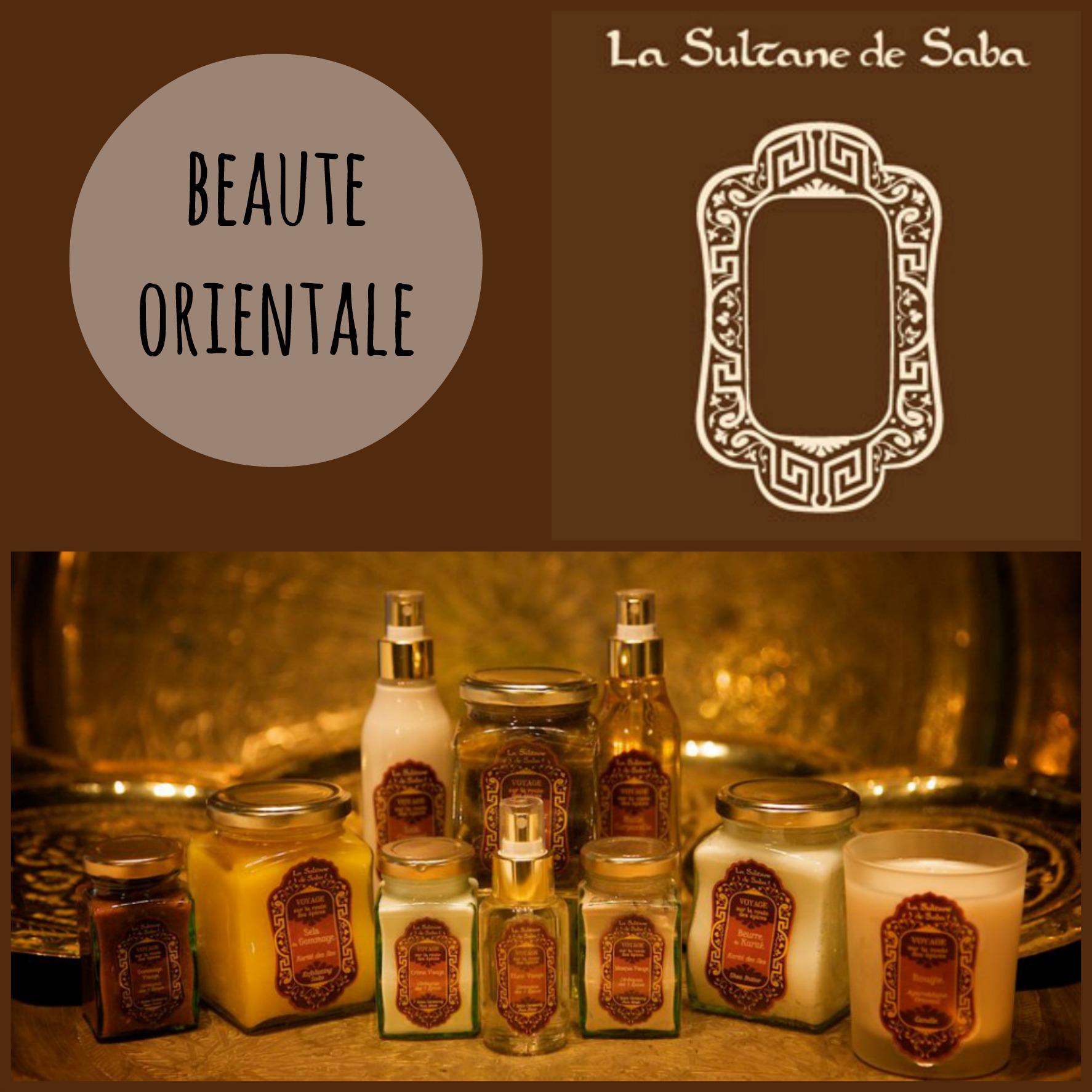 [Concours]#2 : Beauté orientale avec La Sultane de Saba