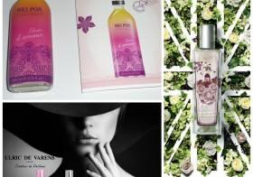 Parfums et senteurs de mon été 2014
