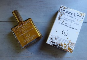 De l'or dans mes cheveux : l'Huile secret de Beauté Or Leonor Greyl