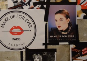 Make Up For Ever : la marque de make-up la plus arty a 30 ans