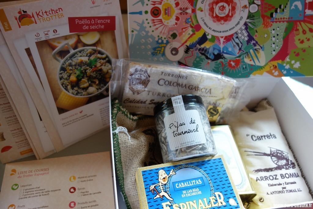 Kitchen trotter box cuisine