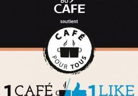 [Les dimanche de Pure-Beauté] # : Likez et c'est un café offert aux Restos du coeur