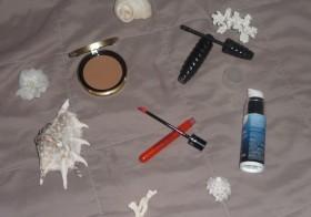 Un maquillage tout léger pour l'été