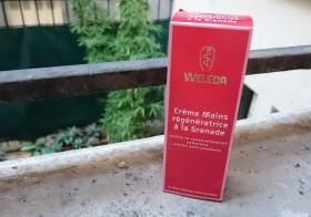 La crème régénératrice pour les mains Weleda