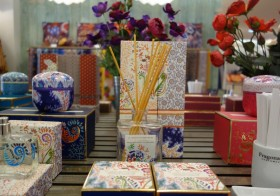 Fragonard, des collections joliment colorées et parfumées pour cette fin d'année