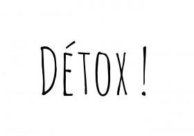Detox & co pour bien commencer l'année