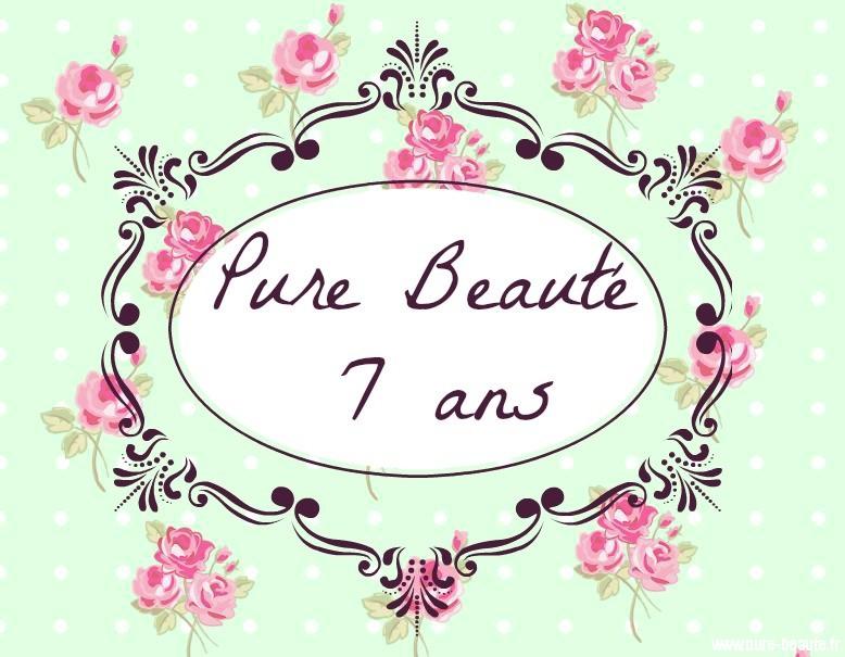 bloganniversaire pure beauté
