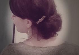 [Tuto coiffure] Chignon deux minutes – facile