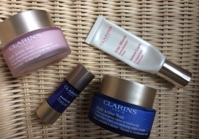 Ma routine Multi-Active de Clarins