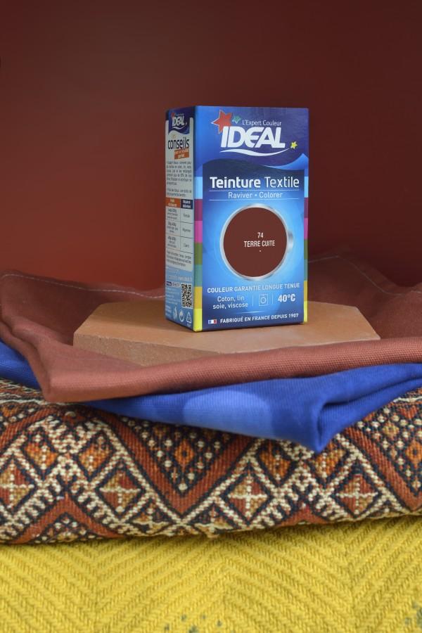 concours diy 4 pimpez vos textiles avec ideal pure beaut. Black Bedroom Furniture Sets. Home Design Ideas