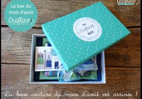 Concours DIY #1 : Les jolies créations couture de la Craftine Box
