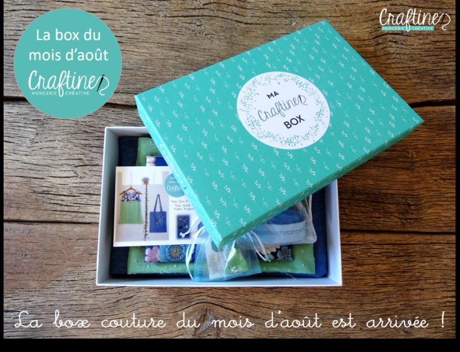 craftine box aout 2015