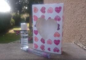 Le coffret romantique Purple Love