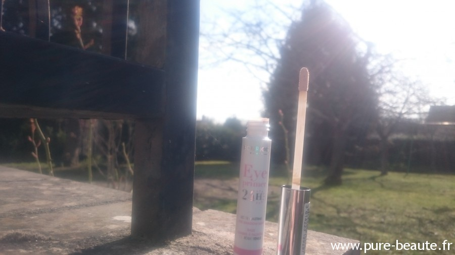 Eye primer 24h long lasting de bourjois