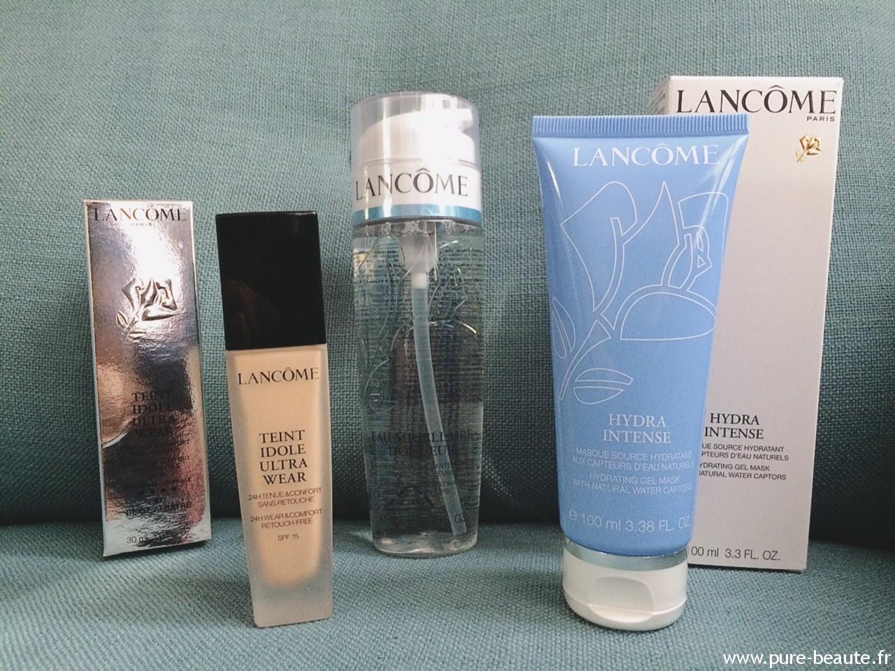 sélection Lancôme sur Parfumdo
