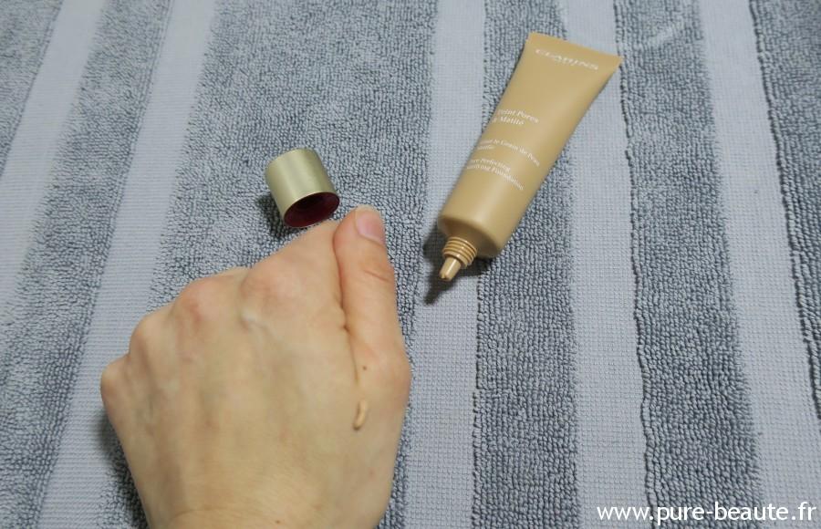 Fond de teint Pores et Matité