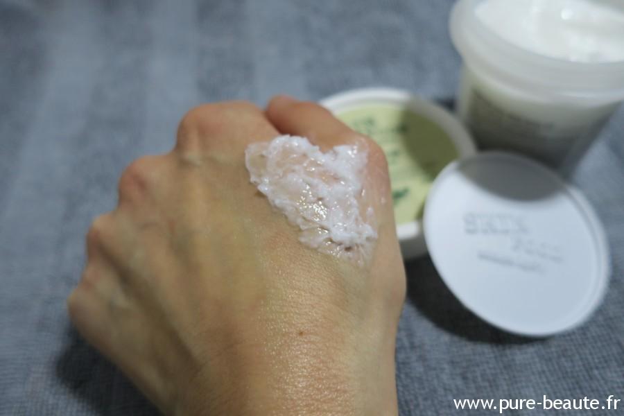 SkinFood - Rice Mask Test