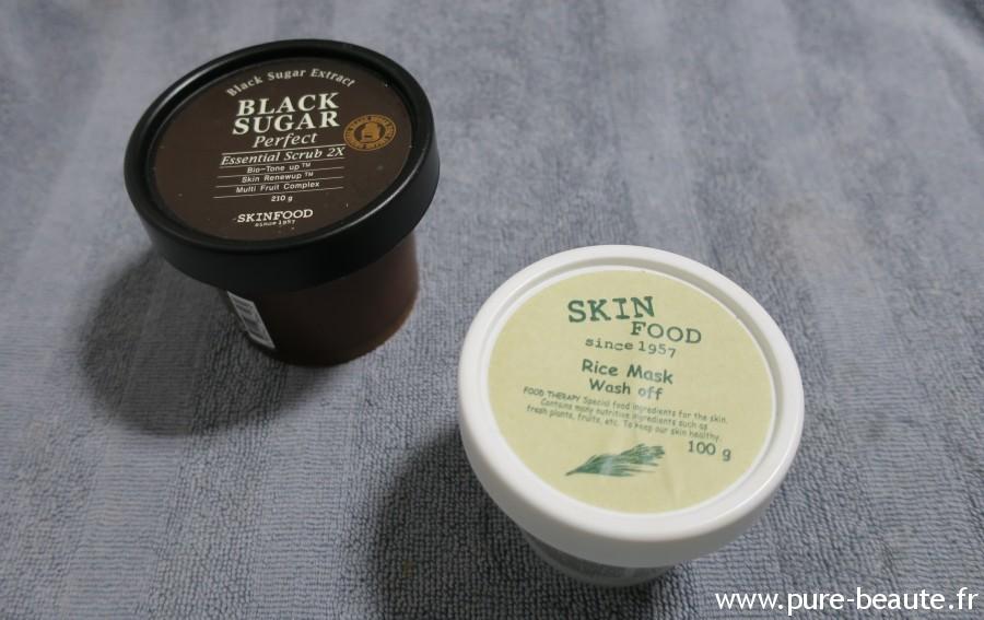SkinFood - produits