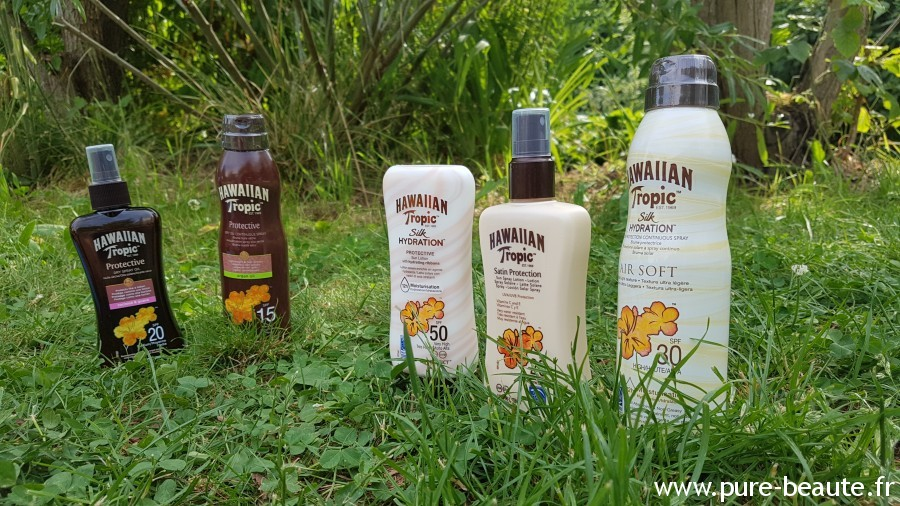 protection solaire Hawaiian Tropic