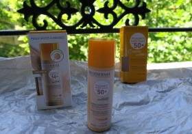 Nude touch SPF 50+ de Bioderma