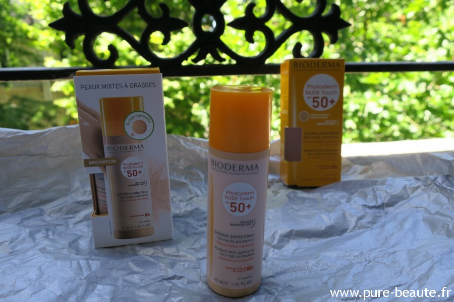 Bioderma Nude touch SPF 50+