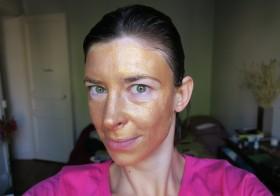 X-treme Gold Radiance de Rexaline, le masque régénérant à l'or pur