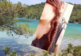 [Tuto coiffure] Une tresse épi pour l'été – facile