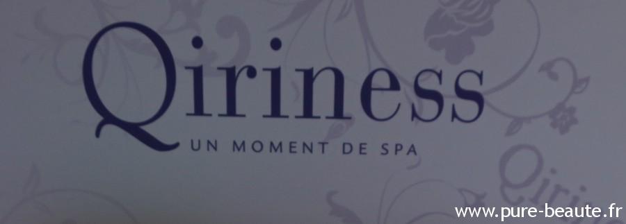Qiriness : Un moment de Spa